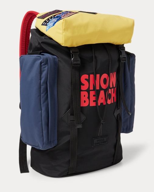 1c4b11803ab7 Polo Ralph Lauren Snow Beach Backpack 2