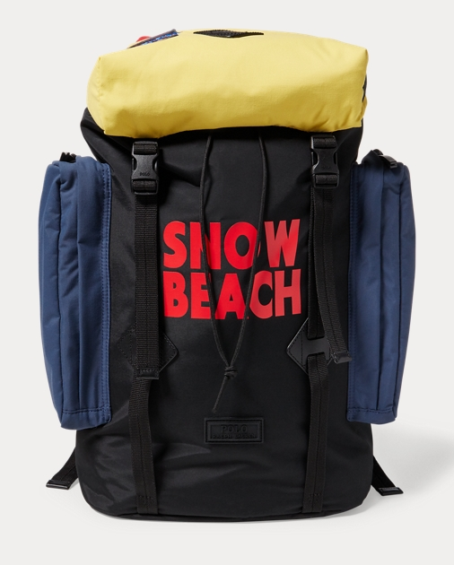 c419e9e7ba23 Polo Ralph Lauren Snow Beach Backpack 1