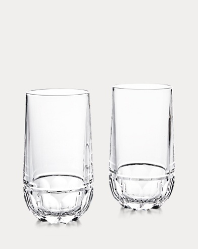 Monroe Crystal Highball Set