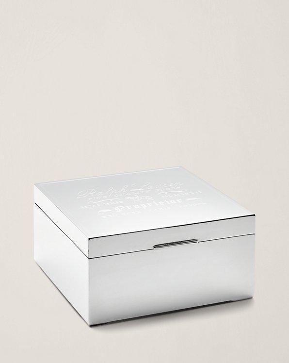 Mahogany Proprietor Box
