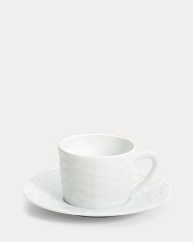 Belcourt Teetasse und Unterteller