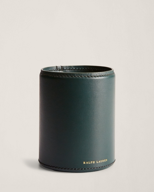 Brennan Leather Pencil Cup
