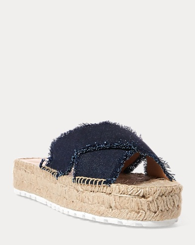 Kit Denim Espadrille