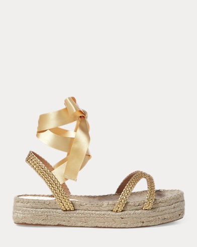 Janelle Lace-Up Espadrille