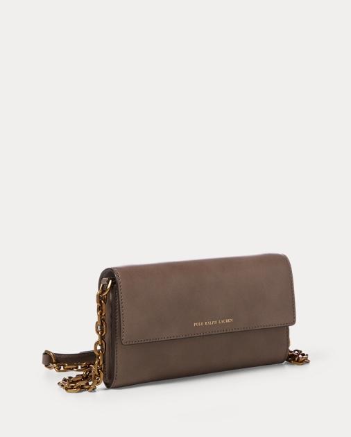 Nappa Leather Chain Wallet  6ae499e1b4629