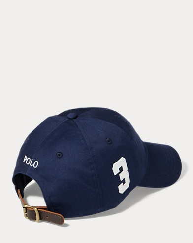 Big Pony Chino Baseball Cap. color ... 3dd07b4e43f