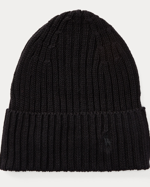 ea72726df7093 Polo Ralph Lauren Rib-Knit Linen Hat 1