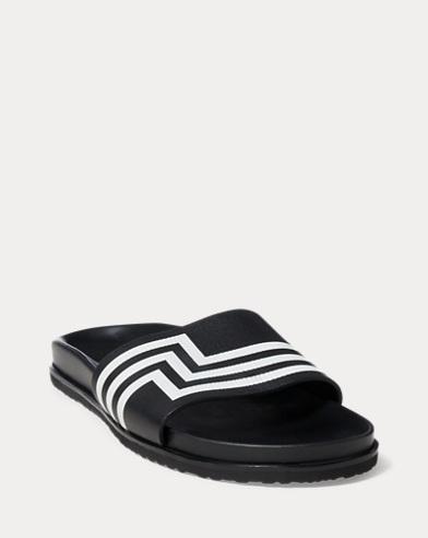 Calfskin Slide Sandal
