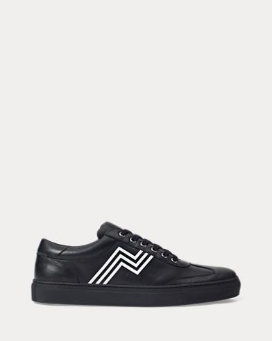 Kalbsleder-Sneaker Savir