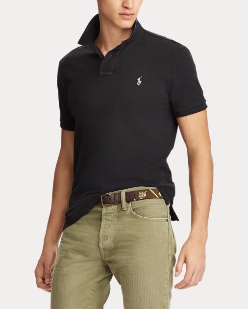 Polo Ralph Lauren Polo-Overlay Webbed Belt 2