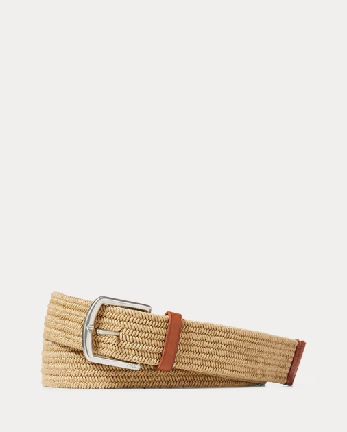 Braided Stretch Cotton Belt 91b400e45cf