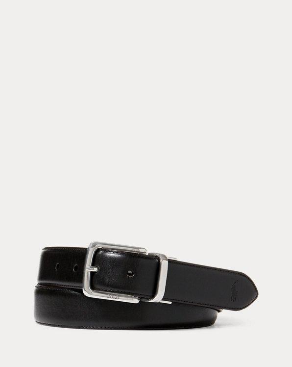 Reversible Vachetta Dress Belt