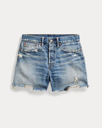Abgeschnittene Vintage-Shorts