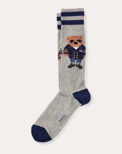Blazer Polo Bear Trouser Socks
