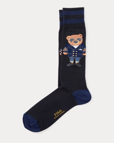 Blazer Polo Bear Trouser Socks