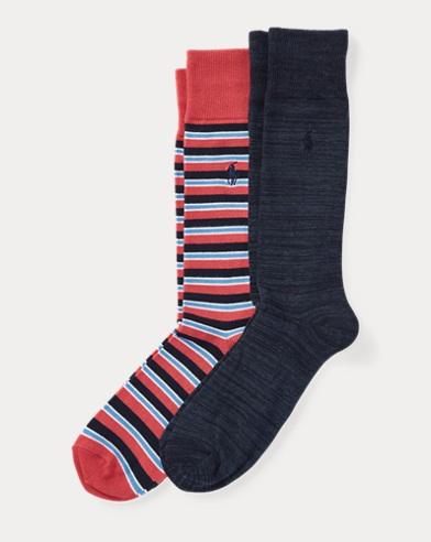 T-Shirt Stripe Sock 2-Pack