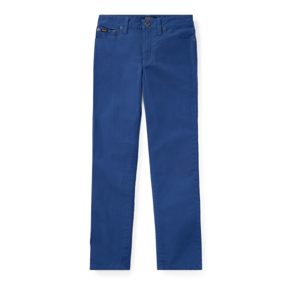 Ralph Lauren Varick Stretch Cotton Pant Old Royal 16