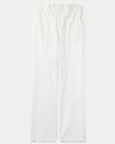 Stretch Cotton Trouser