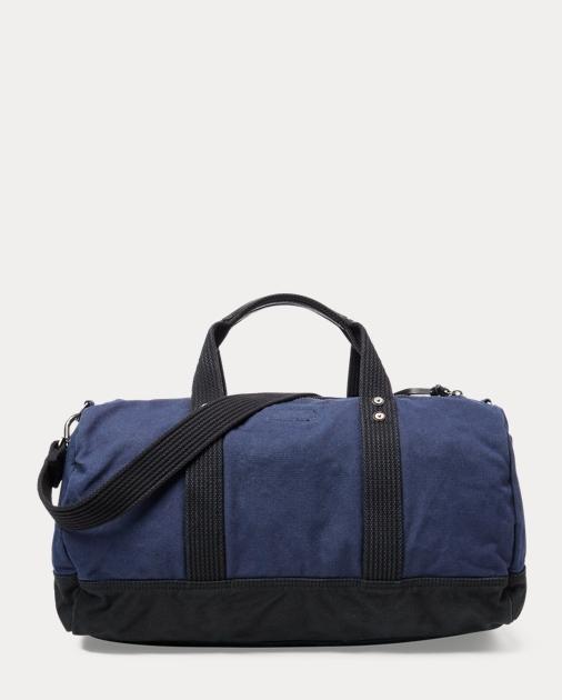 Canvas Big Pony Duffel Bag 871dd809a9