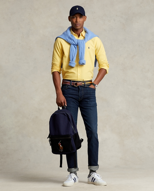 7f2c85ca7 Polo Ralph Lauren Canvas Big Pony Backpack 5