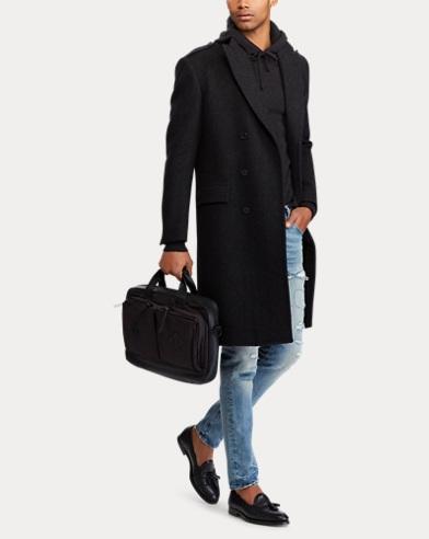 00bbd64659af Cotton Canvas Commuter Bag. Take ...