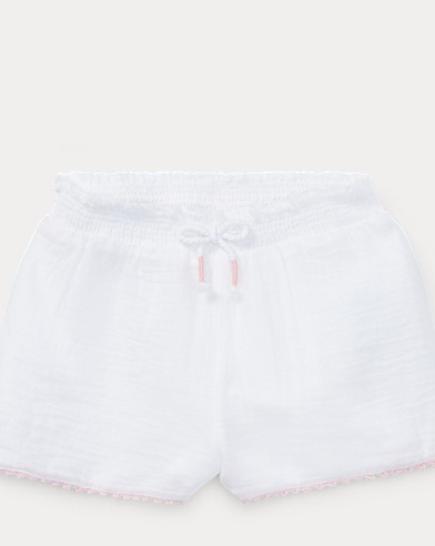 Cotton Pull-On Short