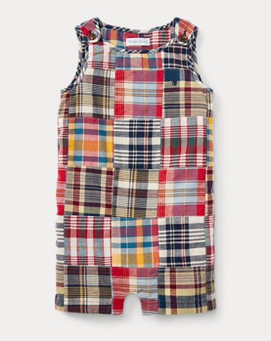 Cotton Madras Shortall