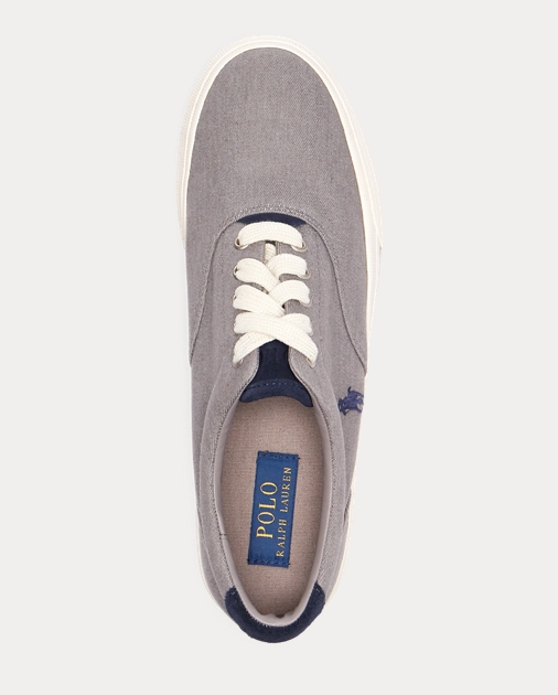035ed64a91 Vaughn Denim Low-Top Sneaker