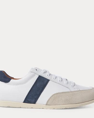 Sneaker basse Price in pelle