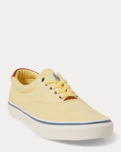 Thorton Mesh Low-Top Sneaker
