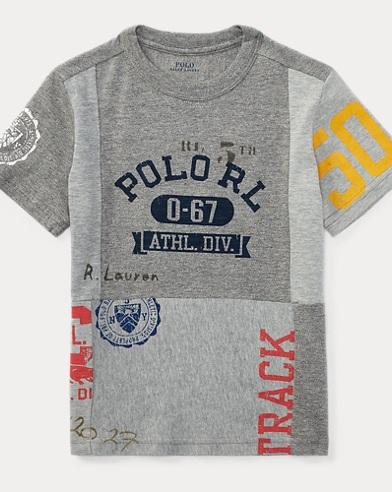 Patchwork Cotton T-Shirt