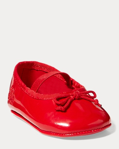 Ballerines Allie en simili cuir