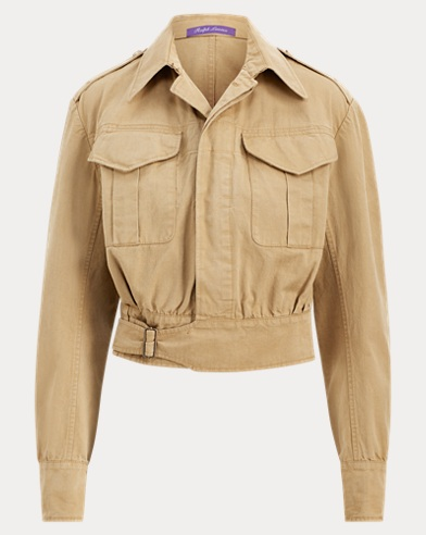 Garrison Cotton-Linen Jacket