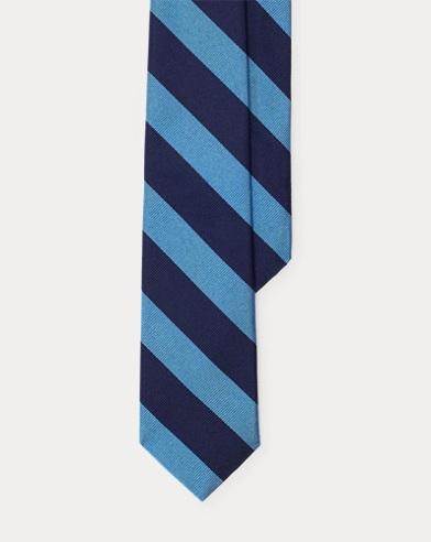 Silk Repp Tie