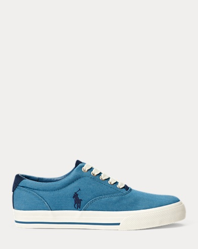 Sneaker basse Vaughn in denim