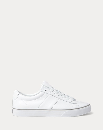 Sayer Leather Low-Top Trainer