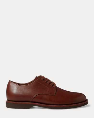 Odis Oiled Leather Oxford Shoe