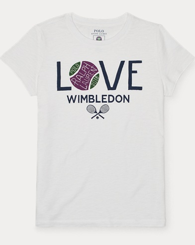Wimbledon Graphic T-Shirt