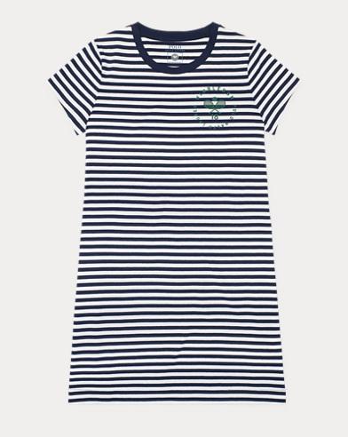Wimbledon Jersey T-Shirt Dress