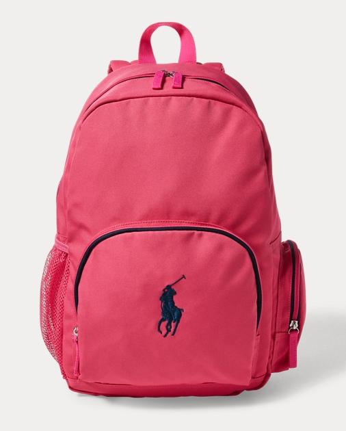 5f2ac8d25478d Girls Big Pony Campus Backpack 1