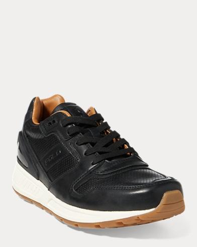 Train 100 Calfskin Sneaker