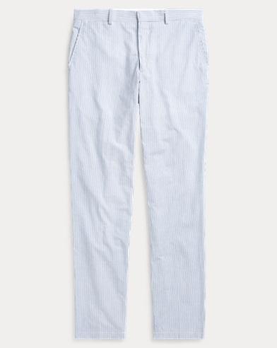 Polo Seersucker Suit Trouser