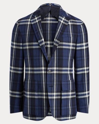 Morgan Plaid Sport Coat