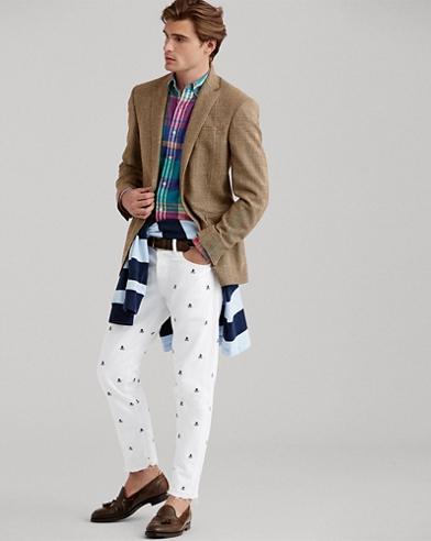 Polo Glen Plaid Sport Coat