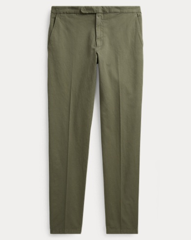 Polo Twill Suit Trouser