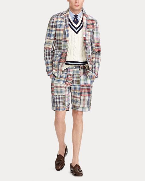 Polo Ralph Lauren Morgan Madras Sport Coat 2