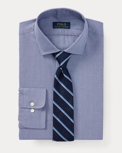 Classic-Fit Hemd mit Glencheck