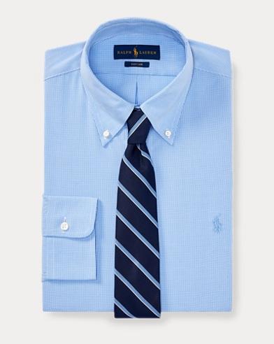 Classic-Fit Hemd mit Gingankaro