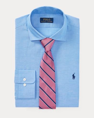 Classic-Fit Anzughemd
