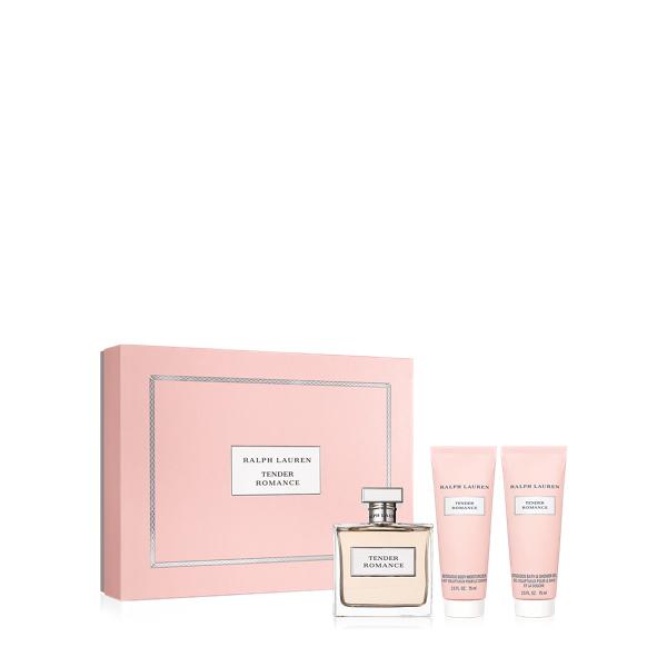 Ralph Lauren Tender Romance 3-Piece Set Pink Gift Set